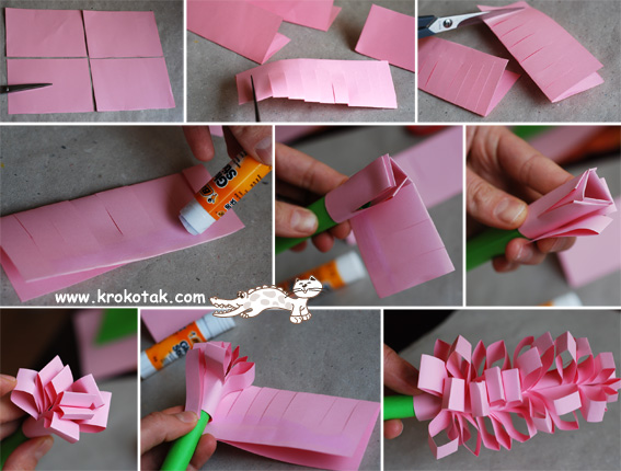 Делать поделки своими руками из бумаги на