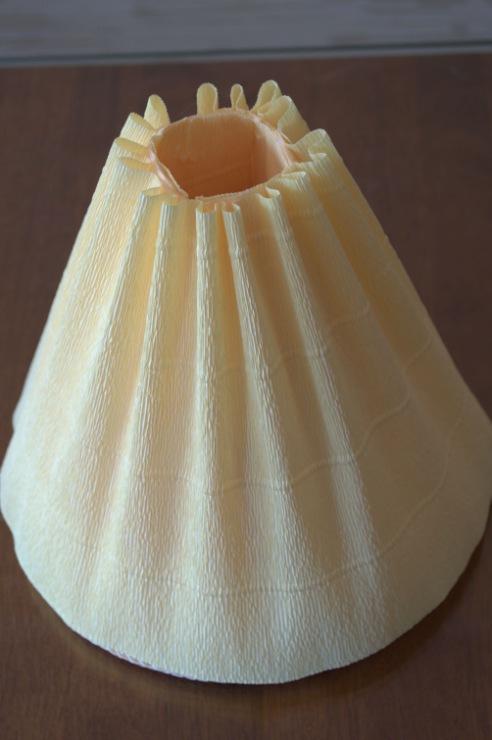 Как сделать из бумаги платье для кукол